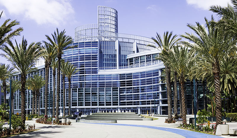 Anaheim Convention Centre, California