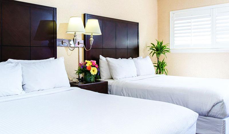 Alpine Inn Anaheim, California Deluxe Double Room